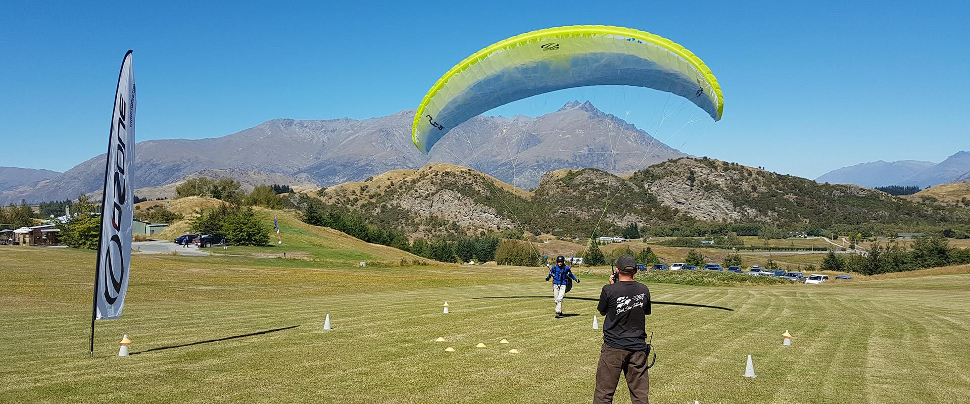 Powered Paragliding & Paramotor Training Virginia ...