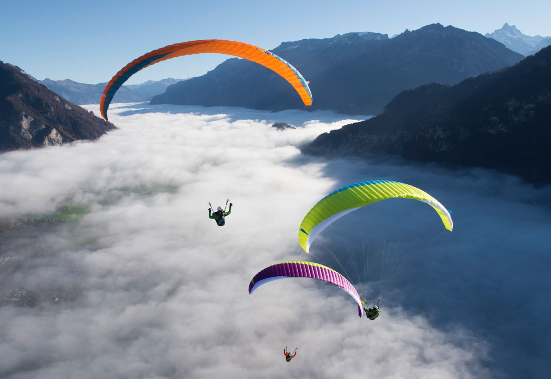 Learn to Paraglide in Queenstown - Infinity Paragliding